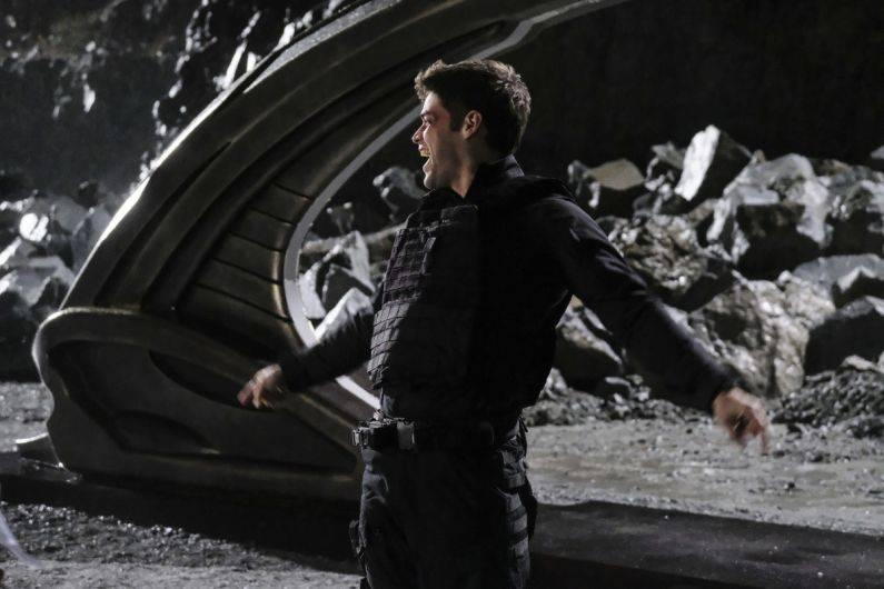 Jeremy Jordan es Winn en 'Supergirl' (Foto: The CW)