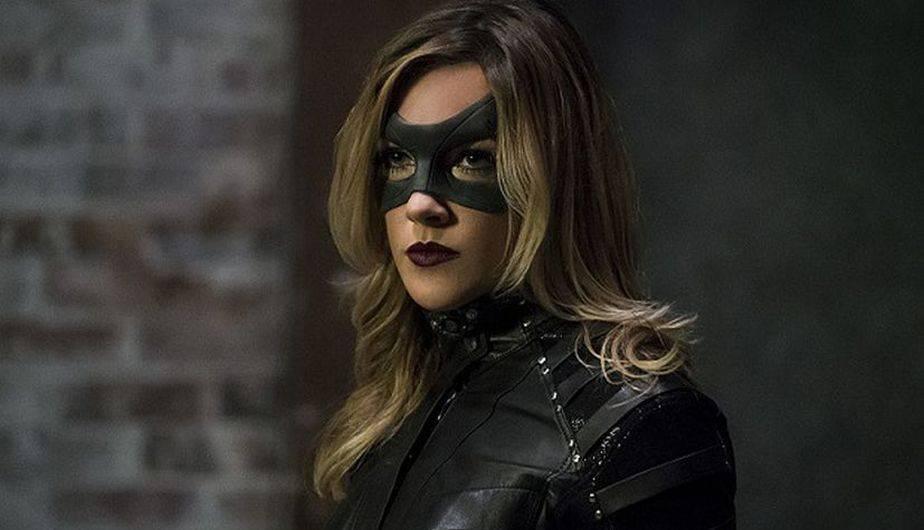 Katie Cassidy es Laurel Lance / Black Canary en 'Arrow' (Foto: The CW)