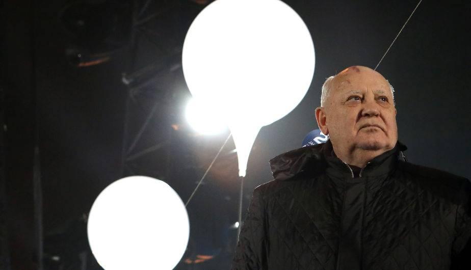Resultado de imagen para Mijaíl Gorbachov trump