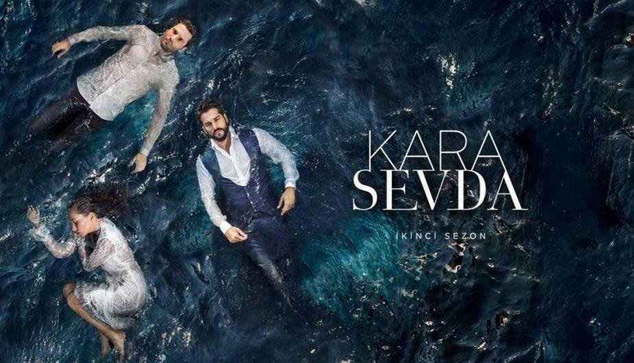 Kara Sevda es una telenovela turca de 2015 que se emite en varios países de Europa y América Latina (Karasevda.tv)