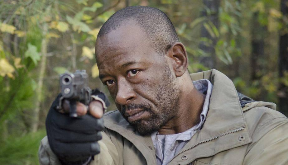 Lennie James es Morgan en 'The Walking Dead' (Foto: AMC)