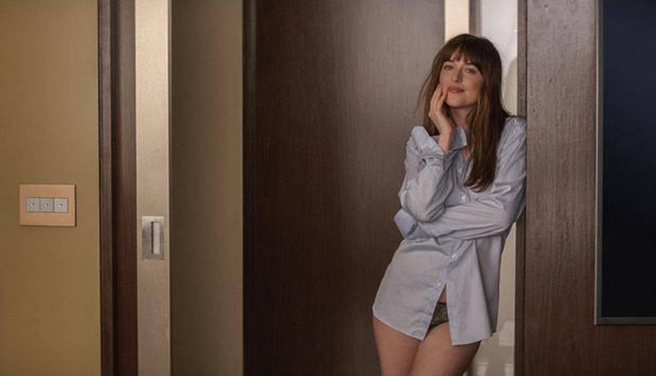 Dakota Johnson es Anastasia en 'Fifty Shades Darker' (Foto: Universal Pictures)