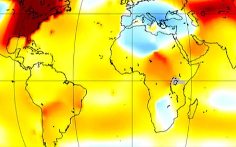 Enero de 2017 fue el más cálido en la Tierra en 137 años de registros modernos (NASA)