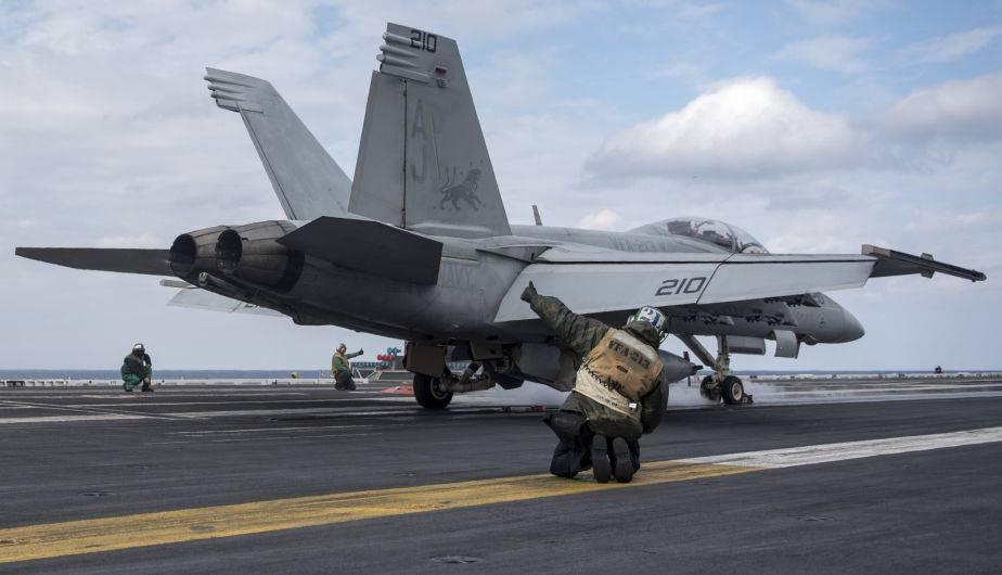 Armada de Estados Unidos se prepara para el futuro. (Foto: US Navy)