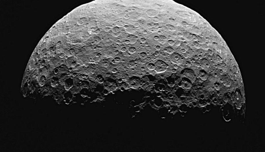 El planeta enano Ceres. (Foto: NASA)