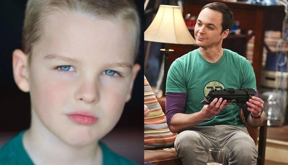 The Big Bang Theory: este pequeño actor será el nuevo Sheldon Cooper en spin-off