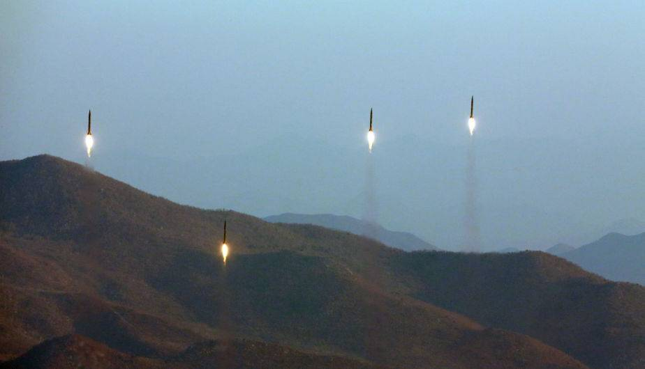 Risultati immagini per Corea del Norte no prueba sus misiles: se prepara para su primer ataque nuclear
