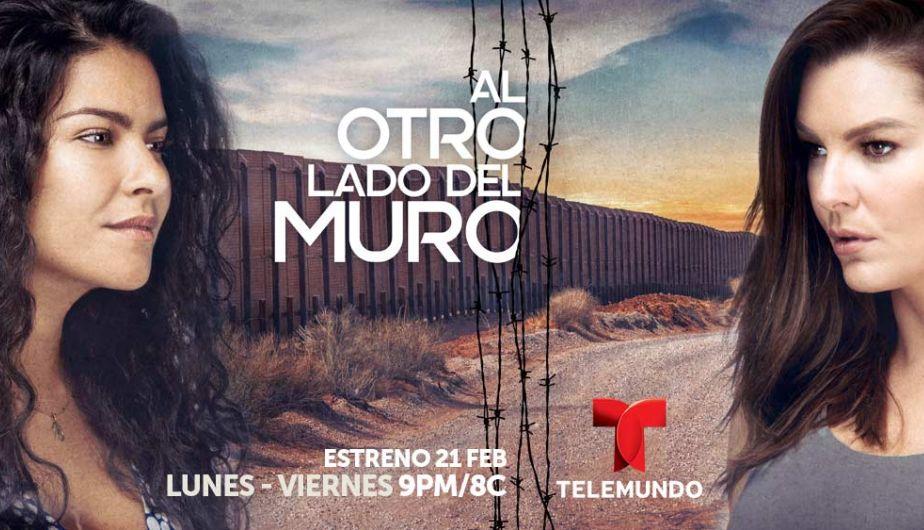 Al Otro Lado Del Muro 1x45 Latino Disponible