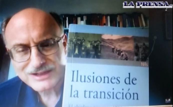 """Nils Jacobsen: """"Las comunidades indígenas deben ser las protagonistas del surgimiento del altiplano peruano"""""""