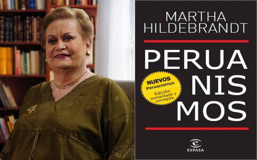 Diccionario de peruanismos martha hildebrandt