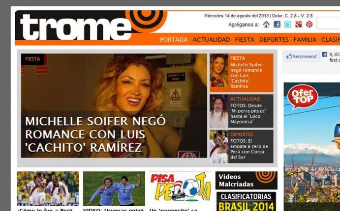 Por Qué Trome Es El Periódico Más Vendido En Iberoamérica Peru