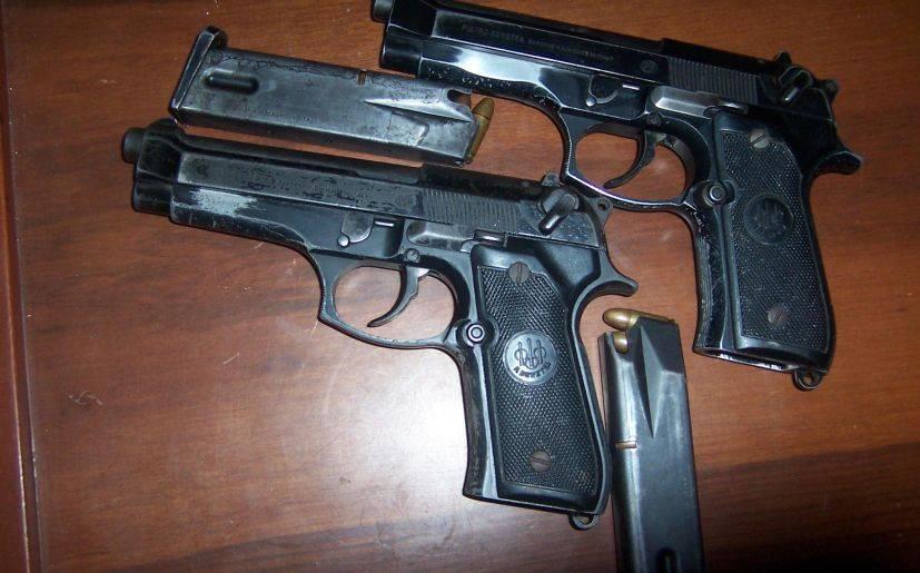 M s de armas de fuego son robadas o se pierden cada for Muebles para guardar armas de fuego