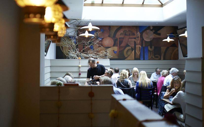 Lima de virgilio mart nez primer restaurante de comida for Comida francesa en lima
