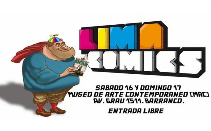Festival lima comics 2013 arranc hoy en el mac de for Espectaculos en lima hoy
