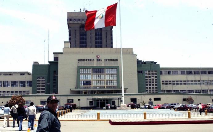 Ministerio del interior evaluar a la onagi y emitir for Ministerio del interior peru