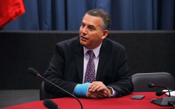 Qui n es daniel urresti el nuevo ministro del interior for Agenda ministro interior