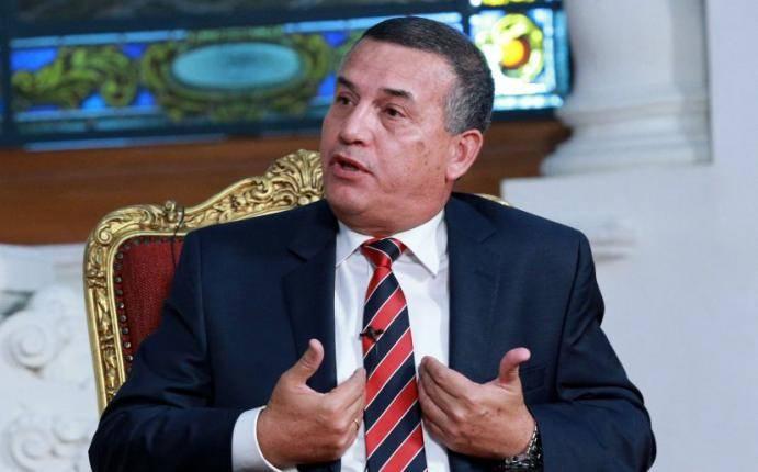 Ministro urresti le declara la guerra a la delincuencia for Nuevo ministro del interior peru