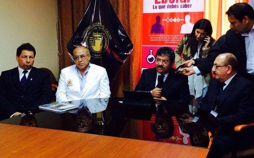 Ministerio de salud exager tema del bola en el per for Ministerio de salud peru