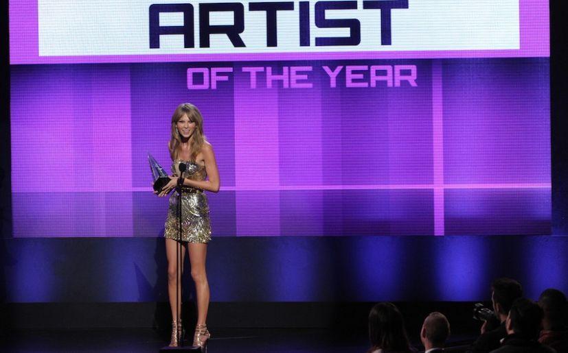 american music awards 2014 la lista de todos los