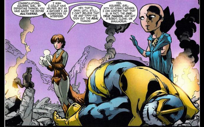 Avengers Cu l es el origen de