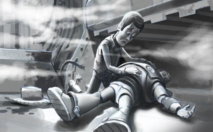 Asi De Triste Iba A Ser Toy Story 3 De Disney Sin Pixar