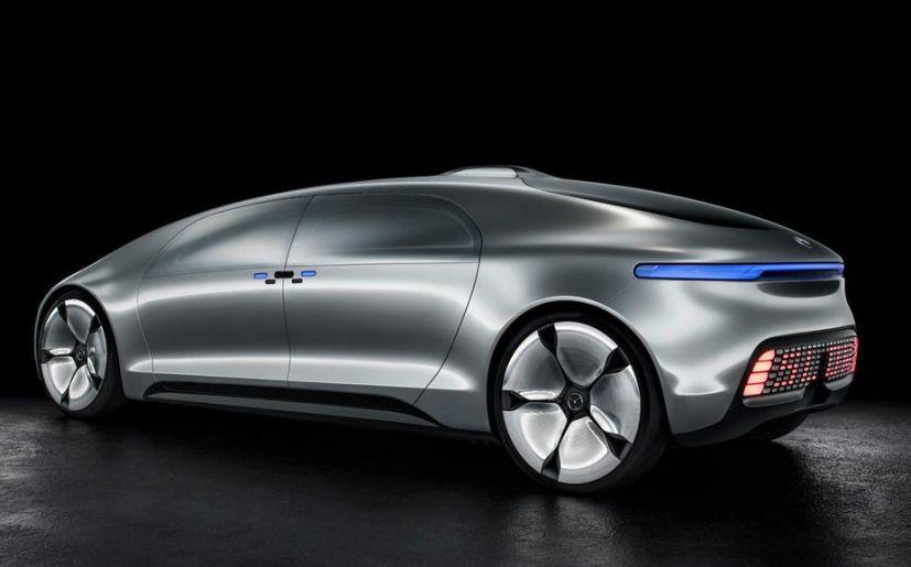 CES 2015: Modernos automóviles se roban el show en Las