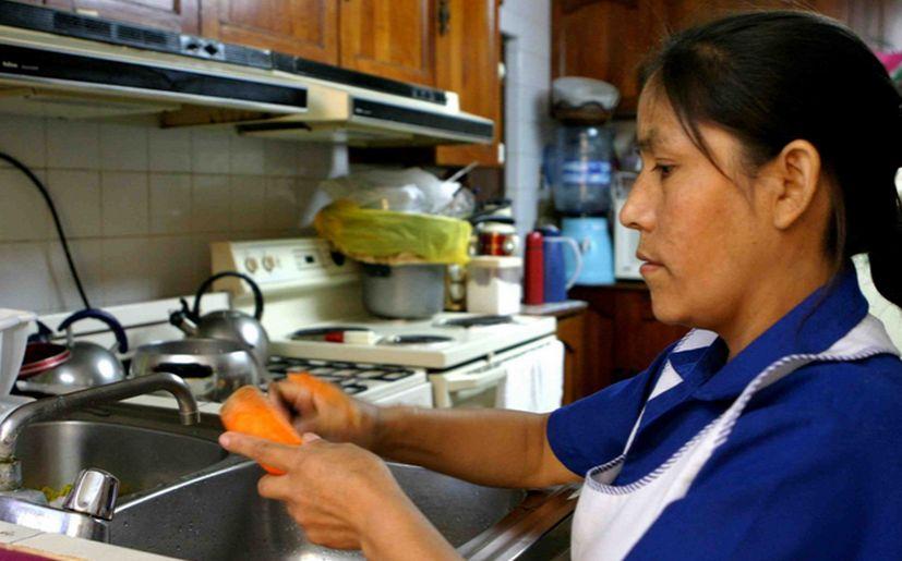 Conoce los derechos que tienen las trabajadoras del hogar for Agencia de empleo madrid servicio domestico