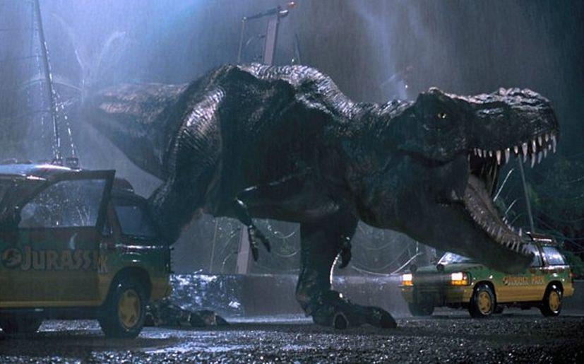 T rex de 39 jurassic world 39 es el mismo de 39 jurassic park 39 internacional espect culos la - Film de dinosaure jurassic park ...