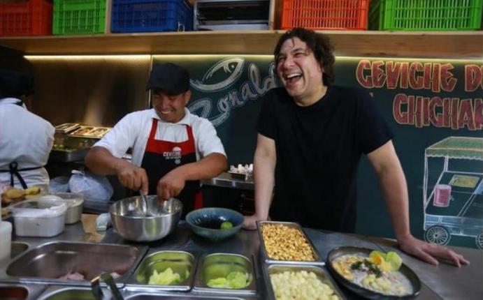 La gastronom a peruana en 500 recetas de gast n acurio for Comida francesa en lima