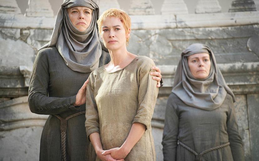 Game Of Thrones Qué Dijo Lena Headey Sobre El Desnudo De Cersei