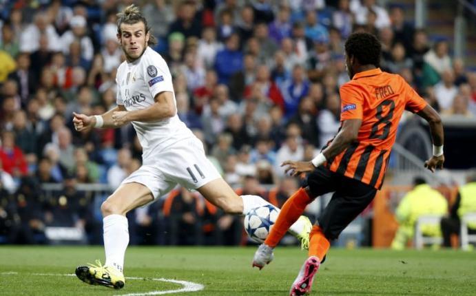 Real Madrid 4 1 Getafe Merengues Vencieron Con Goles De: Real Madrid Vs Shakhtar Donetsk: Merengues Vencieron 4-0 A