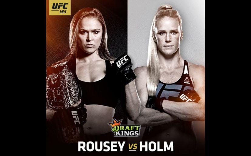 UFC 193: Ronda Rousey le lanzó tremenda advertencia a Holly