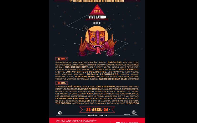 M xico qu artistas se presentar n en el vive latino for Espectaculos mexico 2016