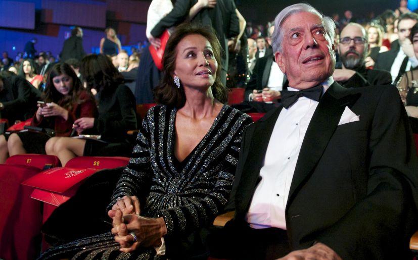 Resultado de imagen de Isabel Preysler y Mario Vargas Llosa boda