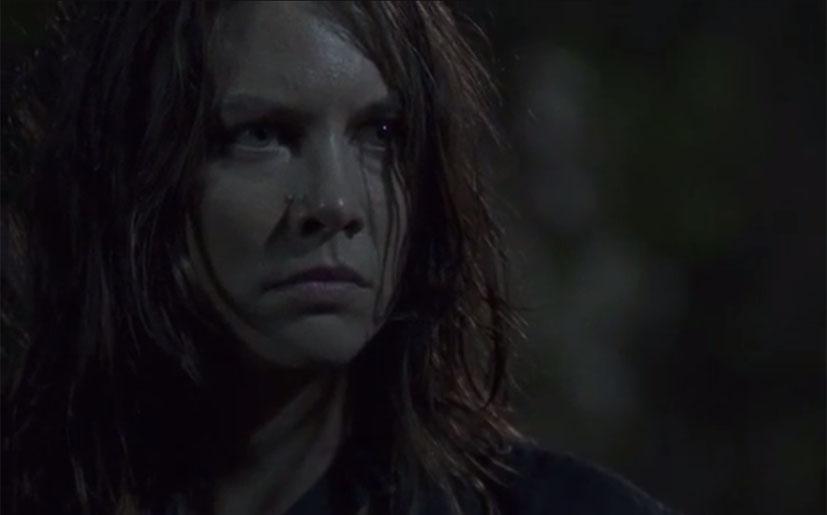 Lauren Cohan es Maggie en 'The Walking Dead' (Foto: AMC)