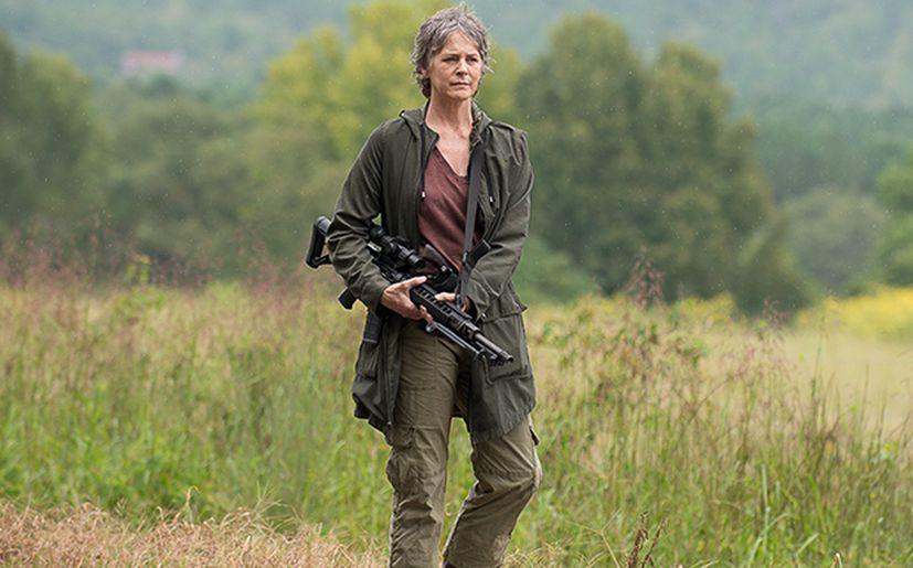 Melissa McBride es Carol Peletier en 'The Walking Dead' (Foto: AMC)