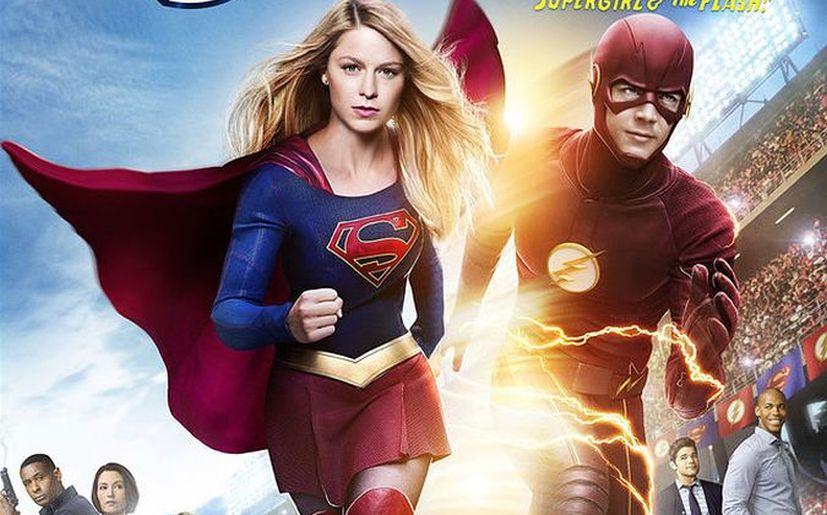 The Flash Y Supergirl Cruzan Sus Caminos En Este Primer Teaser Del Crossover Video Spoiler Tv Espectáculos La Prensa Peru