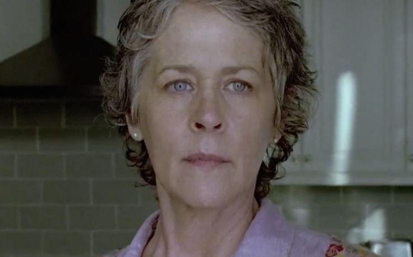 The Walking Dead: ¿a dóde se marchó Carol Peletier?   Temporada 6 ...