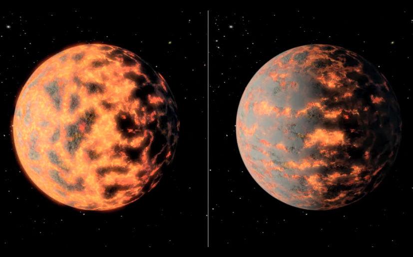 55 Cancri e fue descubierto el 30 de agosto de 2004. (Foto: NASA/JPL-Caltech)