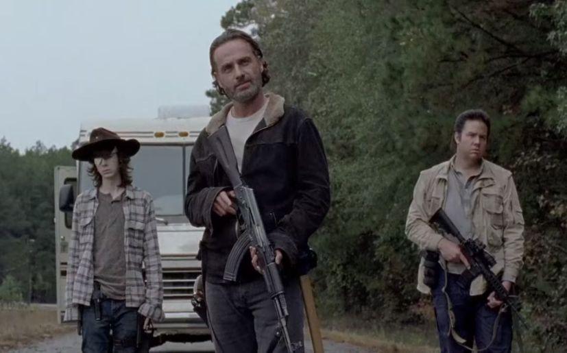 The Walking Dead Temporada 6 Capítulo 16: tráiler, sinopsis y fecha ...
