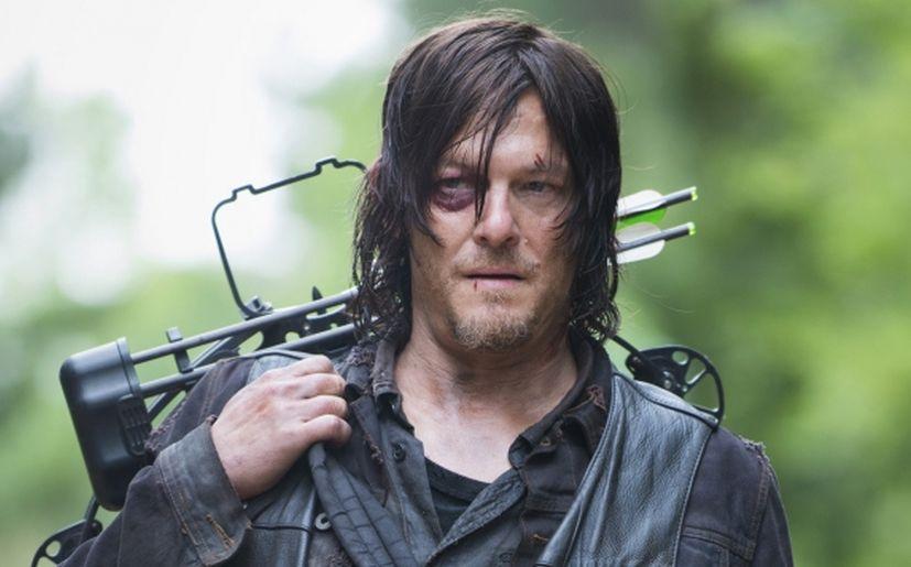 Norman Reedus es Daryl Dixon en 'The Walking Dead' (Foto: AMC)