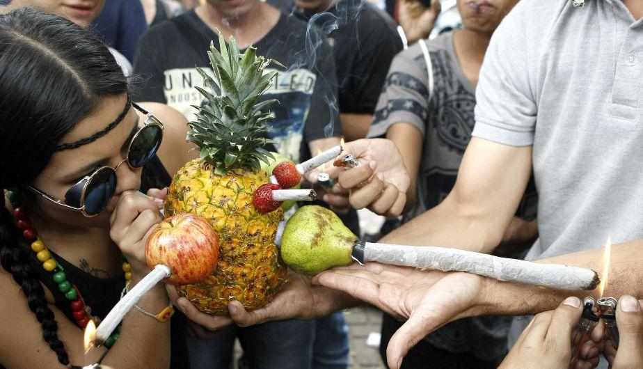 Resultado de imagen de Paraguay, Mayor Productor de Marihuana de Sudamérica