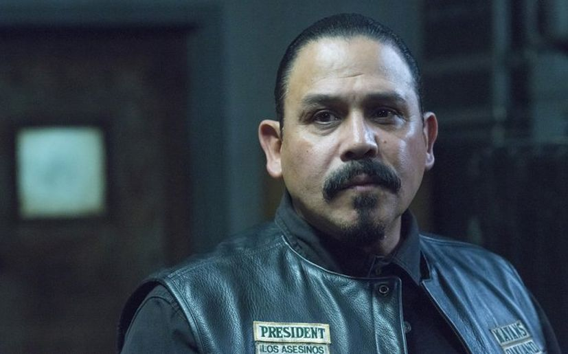 Emilio Rivera es Marcus Alvarez en 'Sons of Anarchy' (Foto: FX)