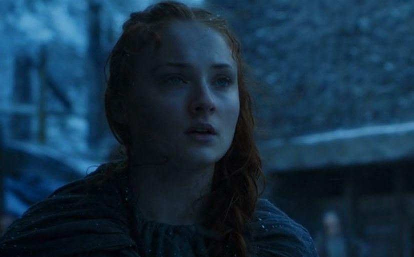 Game Of Thrones 6x04 Sophie Turner Revela Detalles Del Feliz