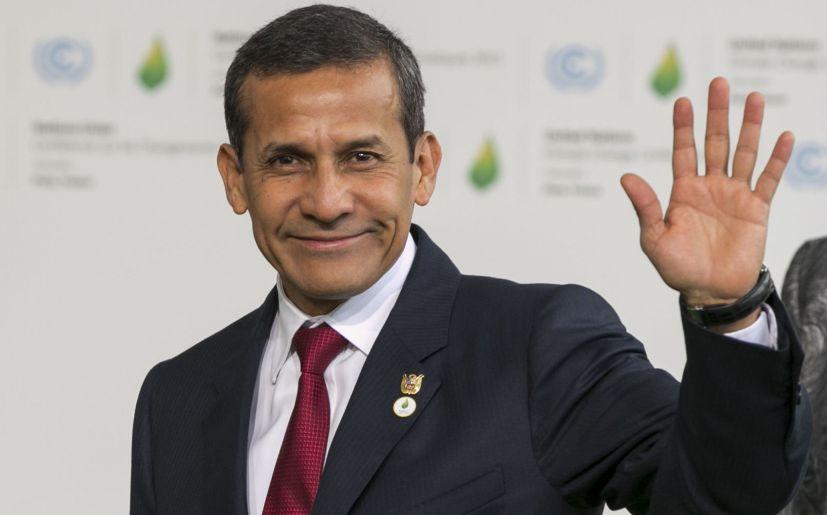 Resultado de imagen de Ollanta Humala imágenes