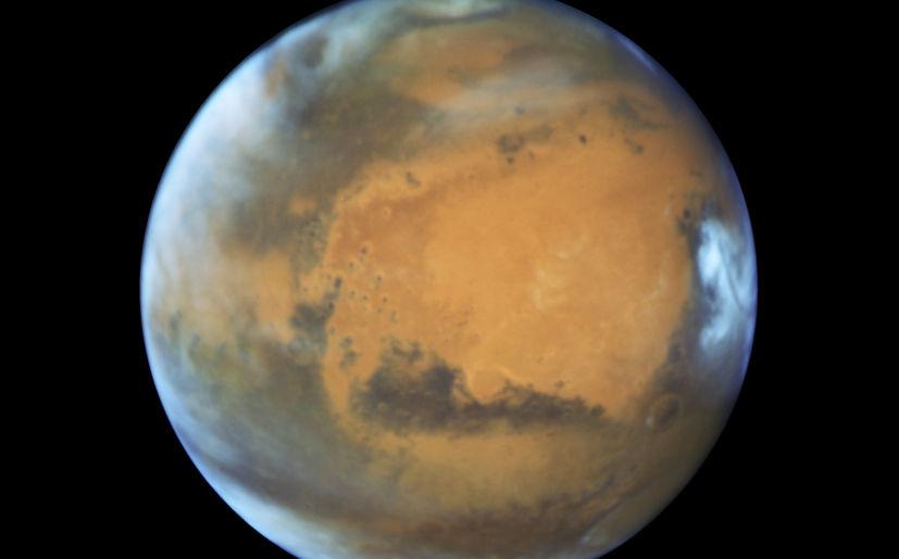 NASA: Marte en su punto más cercano a la Tierra | FOTO | Facebook ...