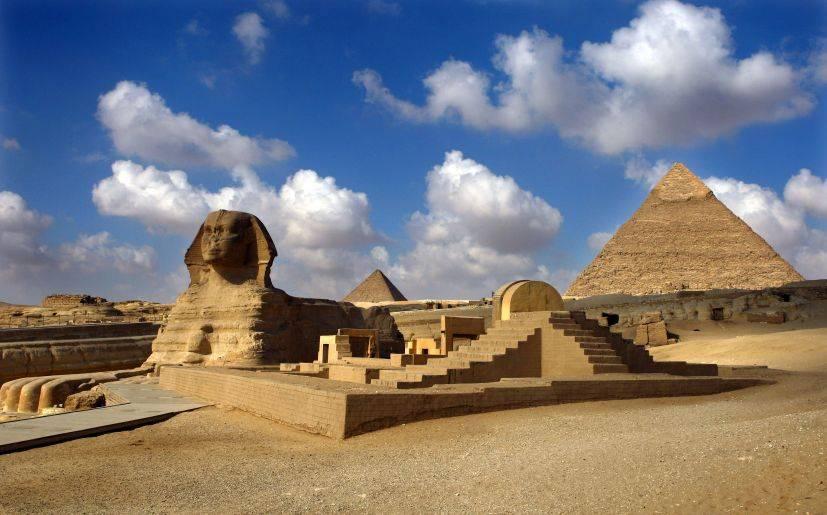 Resultado de imagen de piramides de egipto