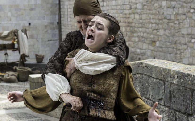 Game Of Thrones 6x07 Esta Teoría Dice Que Arya No Fue Apuñalada