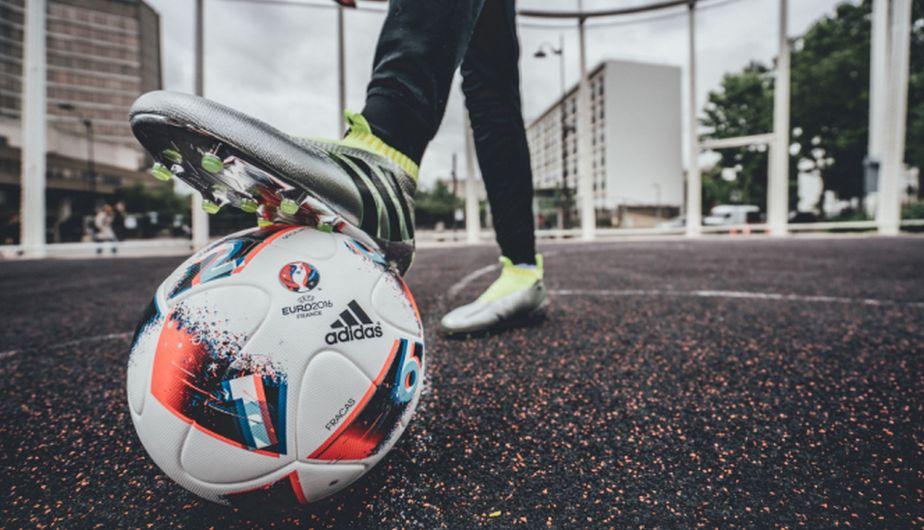 e539b96abc5eb Eurocopa 2016  conoce el balón Fracas que se usará en eliminatorias