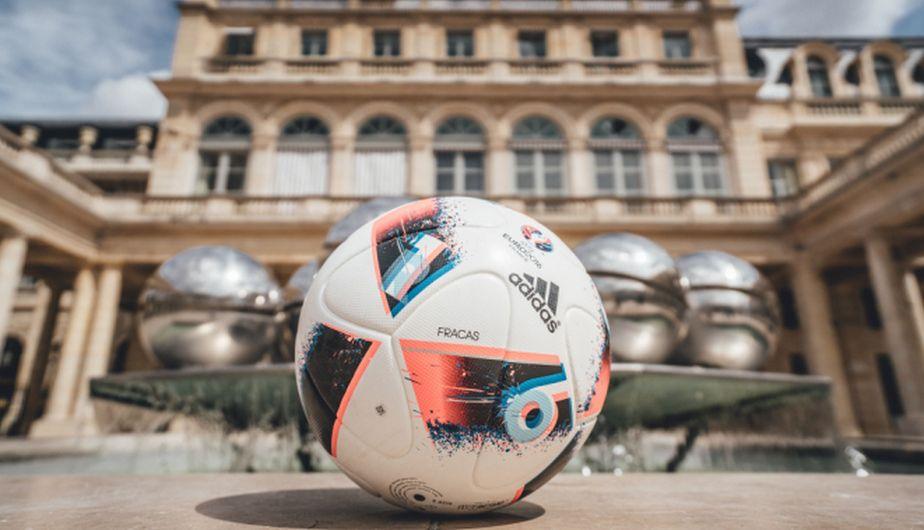 730c865325731 ... Eurocopa 2016  conoce el balón Fracas que se usará en eliminatorias
